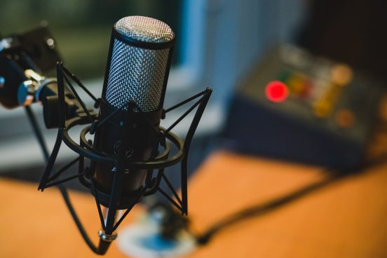 podcasting and video content