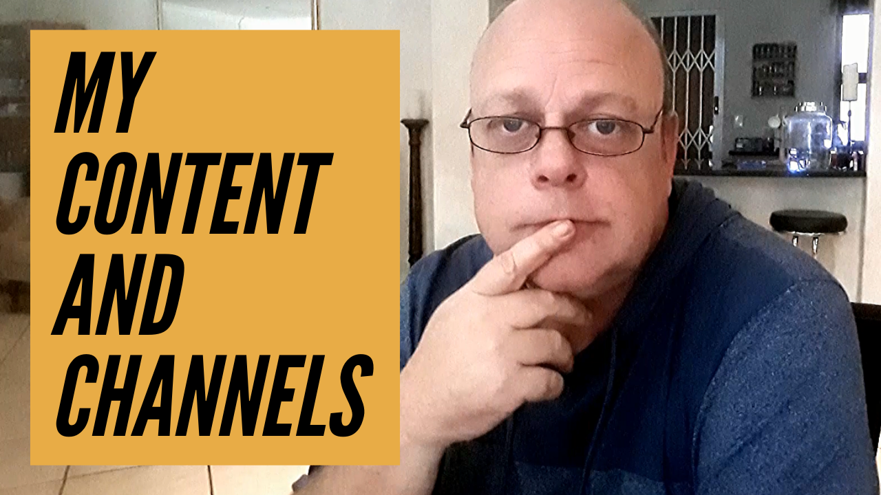 More About My Content
